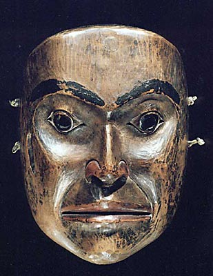 North American Indian Mask